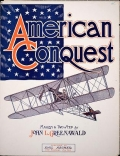 Cover of American conquest