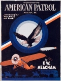Cover of American patrol
