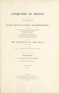 Cover of Antiquities of Mexico v. 7