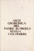 Cover of Arte gnomonica