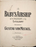 Cover of Baby's airship