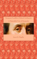 Cover of Benjamin Franklin's political arithmetic - a materialist view of humanity