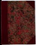 Cover of Birmingham brass catalogue, ca. 1780s