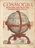 Cover of Cosmographicus liber Petri Apiani mathematici studiose collectus
