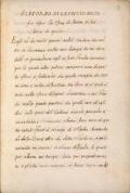 """Cover of """"Discorso di Leontio artefice sopra la sfera di Arato et fabbrica di quella"""""""