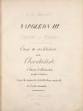 Cover of Essai de restitution de la chirobaliste d'Nel²on d'Alexandre, disciple de Ctel³ibius