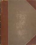 """Cover of """"Facsimile of the Washington manuscript of the Minor prophets in the Freer collection"""""""