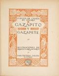 Cover of Gazapito y Gazapete
