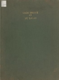 Cover of Illinois and St. Louis Bridge