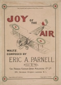 """Cover of """"Joy of the air"""""""