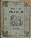 Cover of Peter Parley's primer
