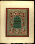 "Cover of ""Plans, elevations, sections, and details of the Alhambra"""
