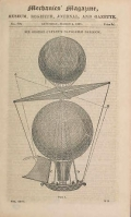 Cover of Practical remarks on aerial navigation