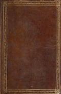 Cover of T. Lucreti Cari. poetae philosophici antiquissimi De rerum natura liber primus incipit foeliciter.