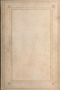 """Cover of """"Traitté des siéges et de l'attaque des places ; Traitté de la deffense des places"""""""