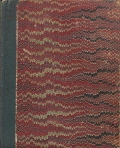 Cover of A.W. Quilter journal of travels in East Africa