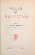 Cover of Works of Jules Verne