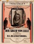 Der Adler von Lille : Marsch für Pianoforte : Op. 180 / komponiert von H.L. Blankenburg