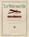 Der Adler von Lille / Text von Georg Kleinecke ; Musik von Karl Wald