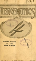 "Cover of ""Aeronautics"""