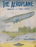 "Cover of ""The aeroplane"""