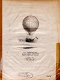 """Cover of """"Les aéronautes"""""""