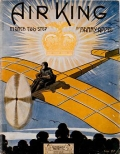 "Cover of ""Air king"""