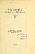 Air service medical manual