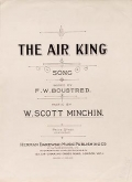 Cover of The air king