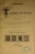 Cover of Almanach du timbre-poste
