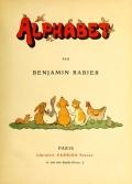 Cover of Alphabet
