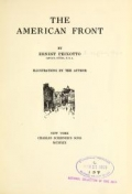 "Cover of ""The American front"""