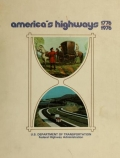 Cover of America's highways, 1776-1976