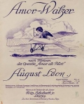Cover of Amor-Walzer