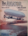 """Cover of """"The aviator"""""""