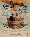 Cover of Eine Ballonfahrt
