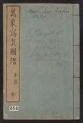 Cover of Banshol, shashin zufu