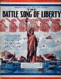 "Cover of ""The battle song of liberty /"""