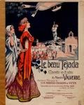 """Cover of """"Le beau tejada"""""""