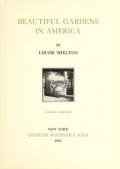 Cover of Beautiful gardens in America