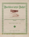 Cover of Boelckes letzte Fahrt