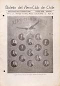 Cover of Boletil® del Aero-Club de Chile