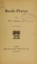 Cover of Book-plates
