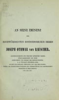 Cover of Buch das gut