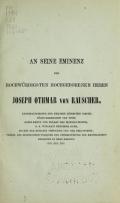 Cover of Buch das gut