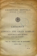 Cover of Catalogue of cereals and grain samples