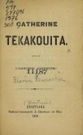 Cover of Catherin Tekakouita