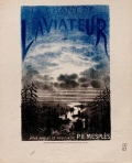 Cover of Le chant de l'aviateur