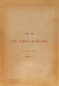 Cover of Chefs-d'oeuvre de l'Exposition universelle de Paris, 1889 v.5