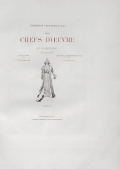Cover of The Chefs-d'oAԶre